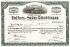 West Jersey & Seashore Railroad Company