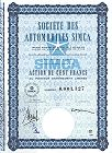 SIMCA - Societe des Automobiles Simca