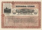 Nevada-Utah Mines and Smelters Corporation