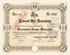 Braunkohlenwerke Leonhard Aktiengesellschaft