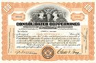 Consolidated Coppermines Corporation