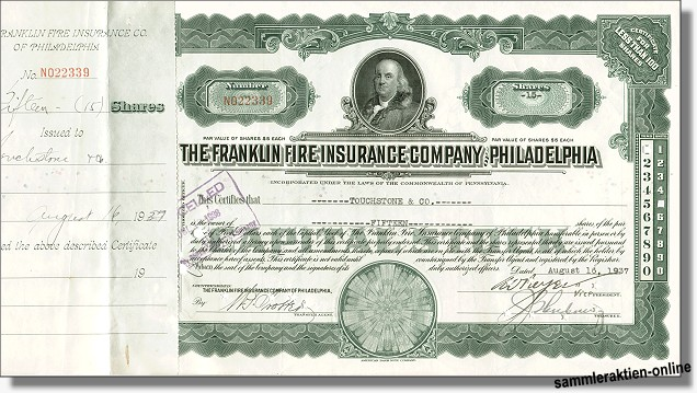 Franklin Fire Insurance Company