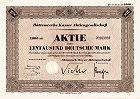 Hüttenwerke Kayser AG