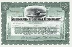Submarine Signal Company, Boston - MA Aktie