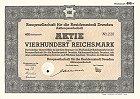 Baugesellschaft für die Residenzstadt Dresden AG