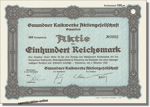 Gmundner Kalkwerke AG