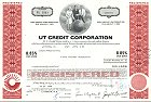 UT Credit Corporation - United Technologies