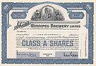 Shea's Winnipeg Brewery Limited