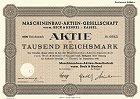 Maschinenbau-AG vorm. Beck & Henkel