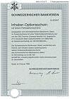 Schweizerischer Bankverein - UBS