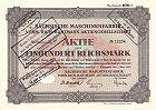 Sächsische Maschinenfabrik vorm. Rich. Hartmann AG