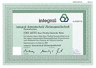 Integral Datentechnik kaiserslautern Aktie
