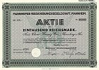 D - ab 1949 ohne Coupons