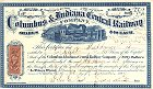Columbus & Indiana Central Railway Company
