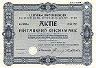 Leipnik-Lindenburger Zuckerfabriken AG