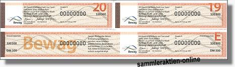 Bewag - Berliner Kraft und Licht AG