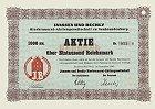 Janssen und Bechly Bierbrauerei-Aktiengesellschaft, Neubrandenburg