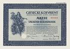 Giesecke & Devrient Aktiengesellschaft
