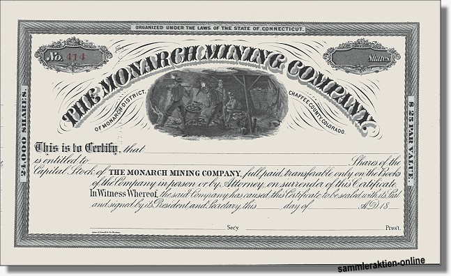 Monarch Mining Company