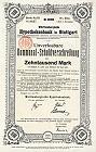 Württembergische Hypothekenbank in Stuttgart