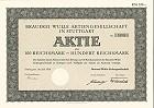 Wulle Dinkelacker Aktiengesellschaft Stuttgart
