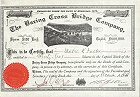 The Baring Cross Bridge Company