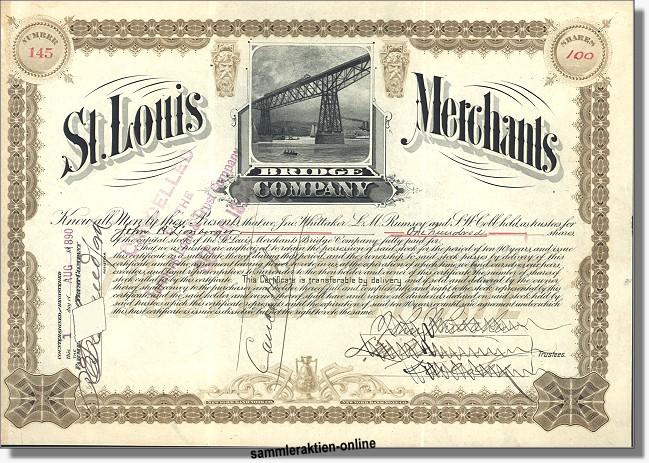 St. Louis Merchants Bridge Company