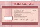 Technocell AG, Spezialpapierwerke & Zellstofftechnik