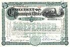 Connecticut and Passumpsic Rivers Railroad Company
