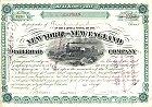 New York and New England Railroad Company