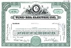 Tung-Sol Electric Inc. (General Electric)