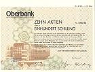 Oberbank aus Linz