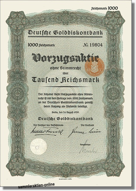 Deutsche Golddiskontbank