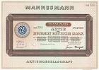 Mannesmann AG, Düsseldorf