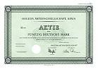 Hageda AG Aktie