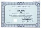 Kalka Aktiengesellschaft Beteiligungen-Wohnungsbau, Essen Aktie