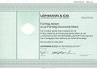 Lohmann und Partner Aktie