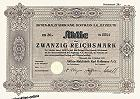 Aktien-Malzfabrik Karl Hoffmann AG, Bayreuth