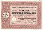 Berliner Kindl Brauerei Aktiengesellschaft