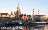 Historische Aktien und Wertpapiere aus der Hansestadt Bremen und Bremerhaven