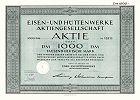 Eisen- und Hüttenwerke AG
