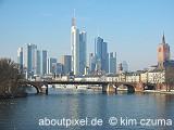 Alte Aktien und historische Wertpapiere aus Frankfurt