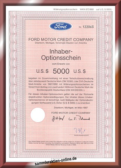 Ford Motor Credit