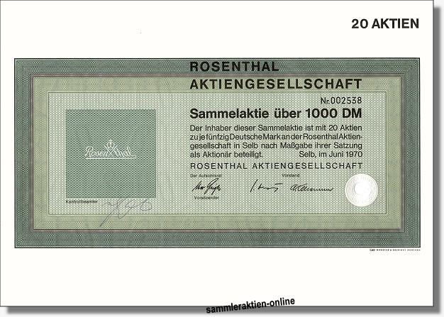 Rosenthal AG