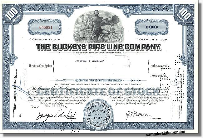 Buckeye Pipe Line Company