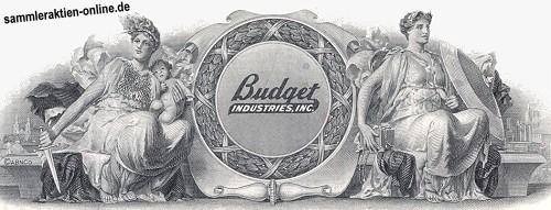 Budget Industries Inc.