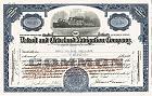 Detroit and Cleveland Navigation Company