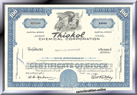 Thiokol Chemical Corporation