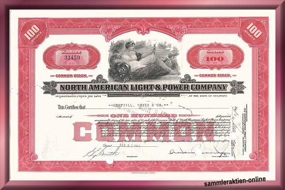 North American Light & Power