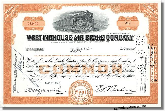 Westinghouse Air Brake Company